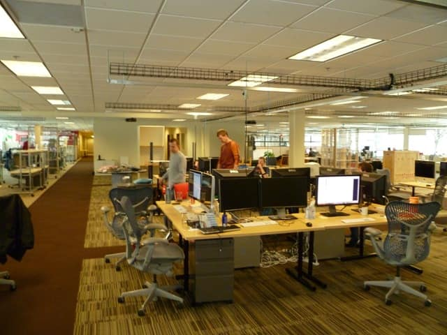 Rally Software Office