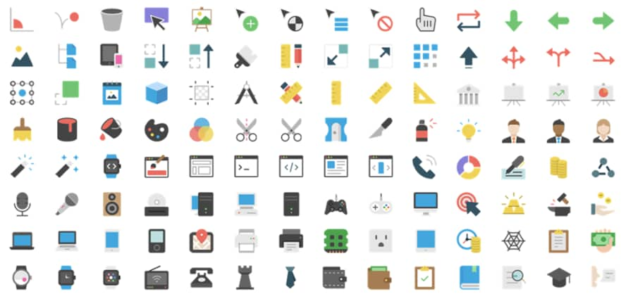 gallery icons mindmanager mac