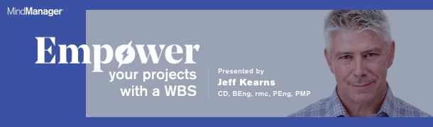 Jeff Kearns - Empower Your Prohects With a WBS Webinar