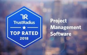 TrustRadius | Top Rated 2018 | Project Management Software