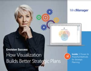 eBook - How Visualization Builds Better Strategic Plans